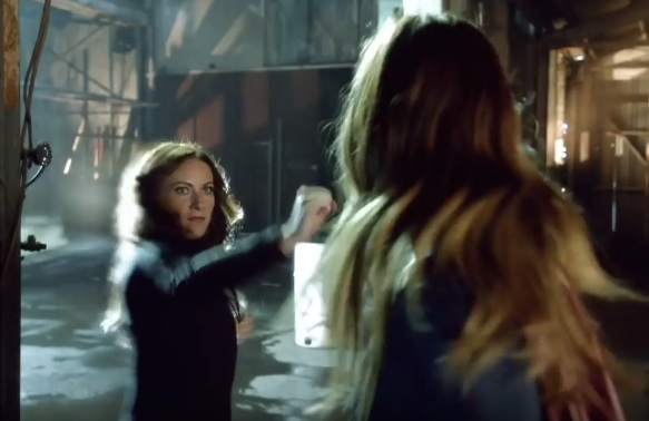 Supergirl-benanti-fight