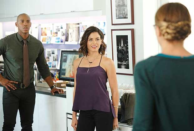 Supergirl Jenna Dewan-Tatum