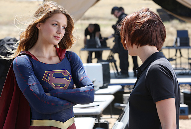 Supergirl Kara Meets Astra