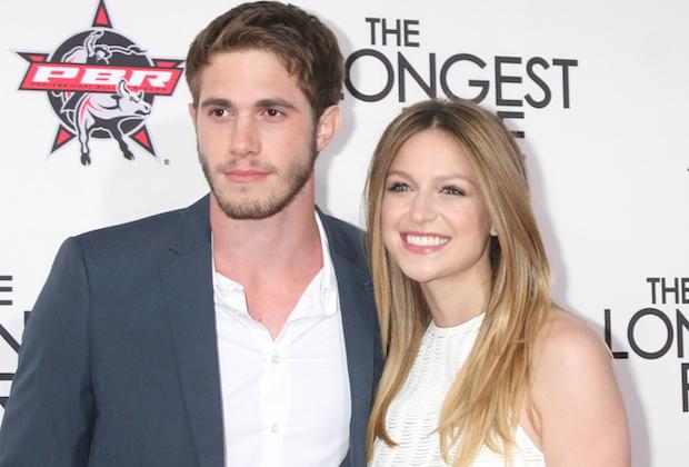 Supergirl Casts Blake Jenner Opposite Glee Wife Melissa Benoist Tvline