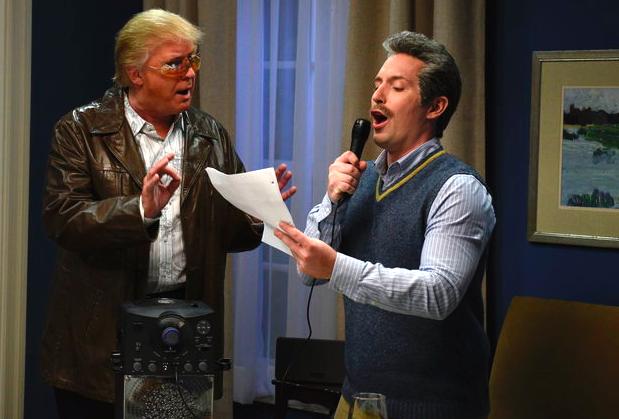 Donald Trump Hosts SNL