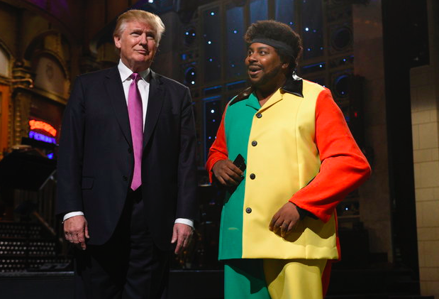 Donald Trump SNL Ratings