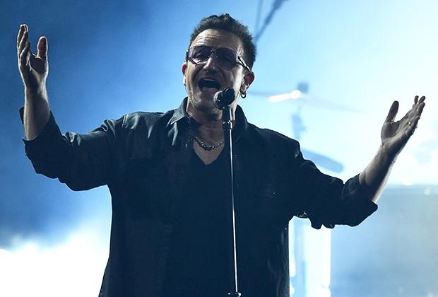 U2 HBO Concert