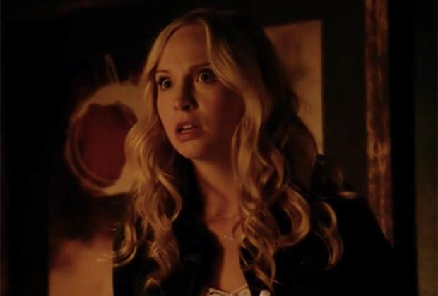Vampire Diaries Caroline Pregnancy