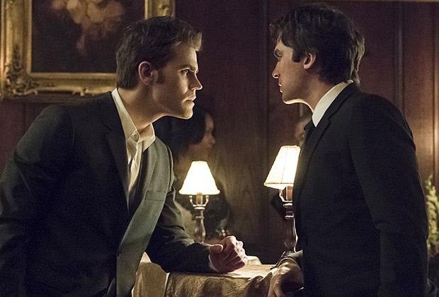 Vampire Diaries Caroline Pregnant