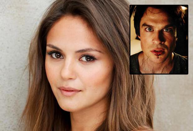 Vampire Diaries Rayna Cast