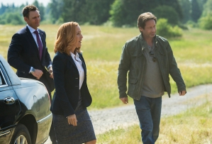 X-Files Revival Spoilers William