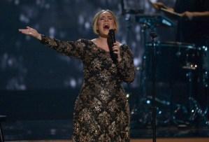 Adele Concert NBC