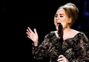 Adele Live in New York Concert NBC