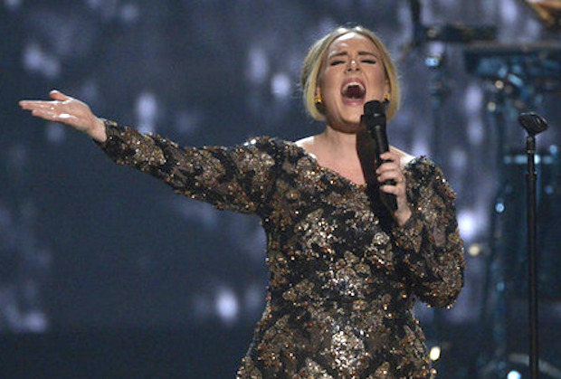 Adele NBC Special Ratings