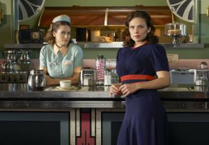 Agent Carter Angie Returns