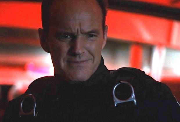 Agents of SHIELD Coulson vs Ward