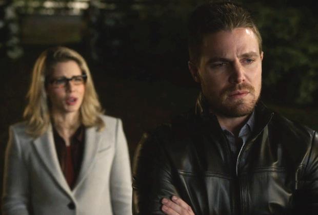 Arrow Olicity Breakup
