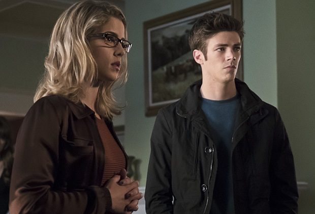 Arrow Oliver's Son Spoilers