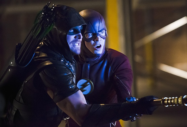 Arrow Crossover Ratings