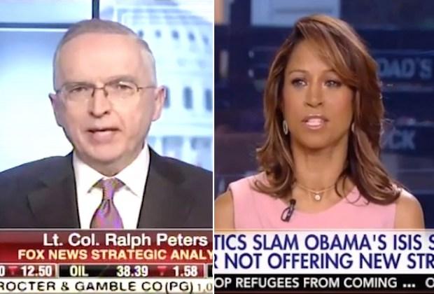 Fox News Suspends Dash Peters