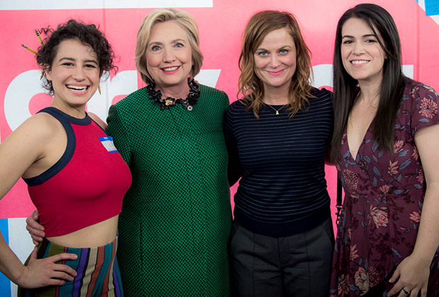 Hillary Clinton Broad City