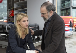 Homeland Season 6 NYC