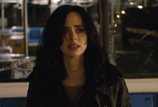 Jessica Jones Performance Ritter