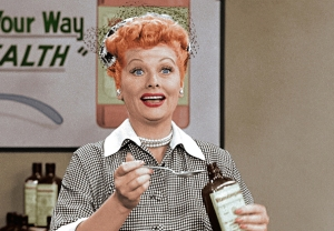 I Love Lucy Ratings