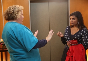 Mindy Project Fortune Feimster Regular