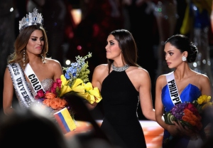Miss Universe Mistake Colombia