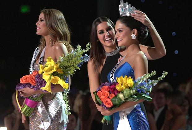 Miss Universe 2015 Wrong Winner