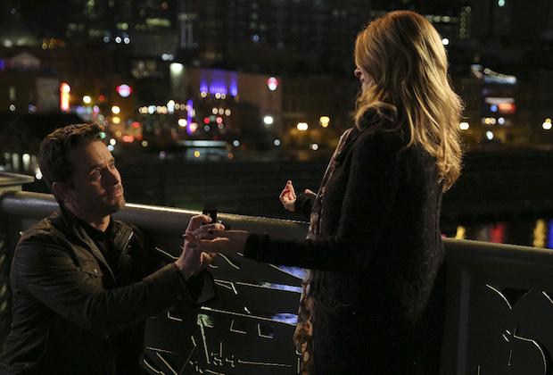 Nashville Deacon Rayna Proposal Season 4