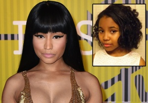 Nicki Minaj ABC Family