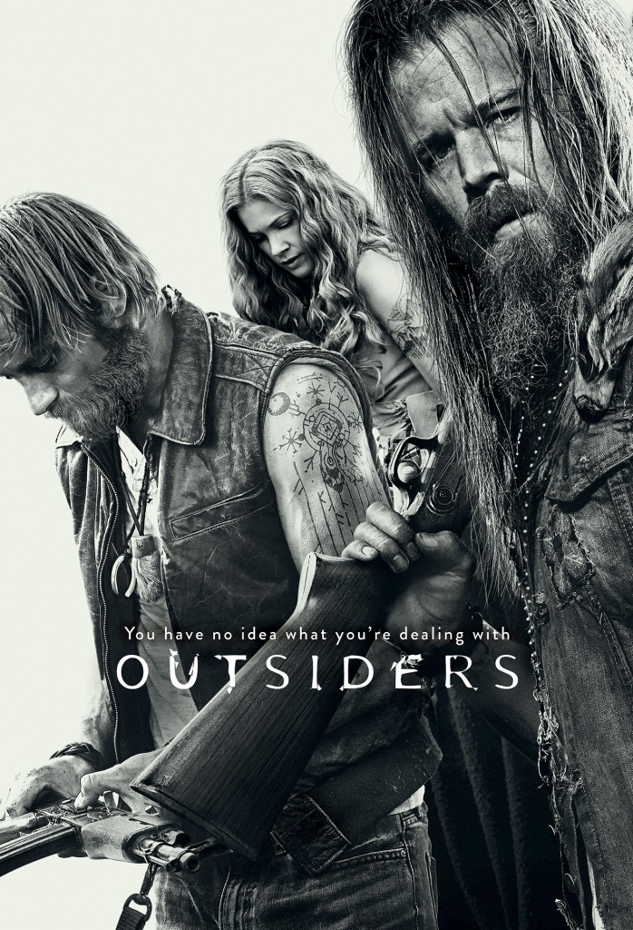 Outsiders Poster WGN America