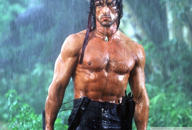 Rambo TV Series Fox Sylvester Stallone