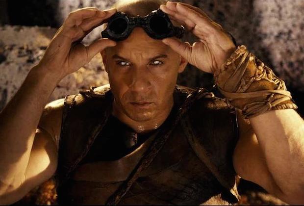 Vin Diesel Riddick TV Series