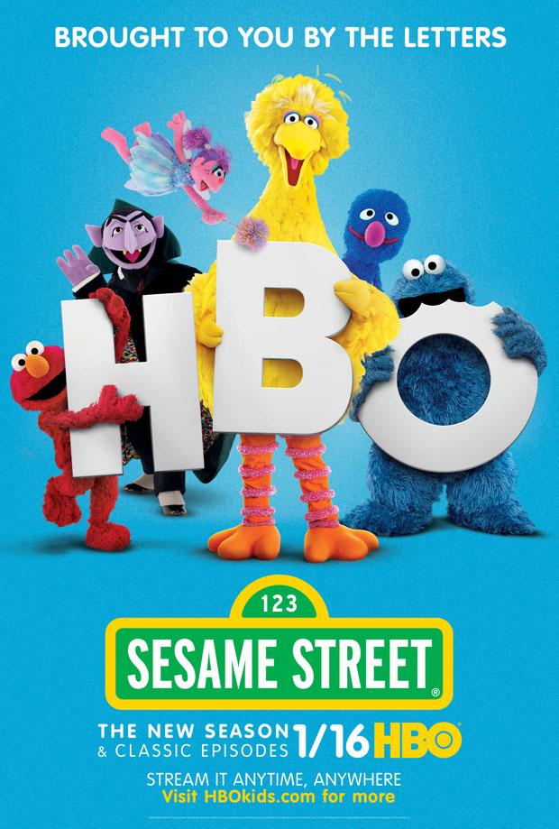 Sesame Street HBO Trailer