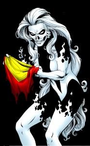 Supergirl Silver Banshee