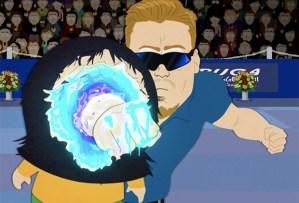 South Park Gun Control