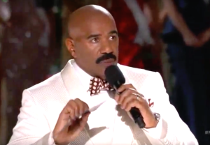 Steve Harvey Miss Universe 2015 mistake