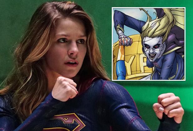 Supergirl Bizarro