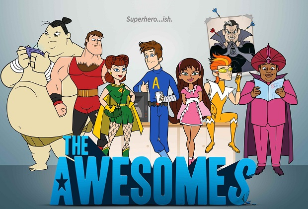 The Awesomes Cancelled