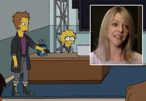 The Simpsons Kaitlin Olson