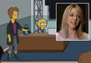 The Simpsons Kaitlin Olson