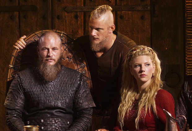 Vikings Gets Supersized Season 4 Premiere Date Last Supper Y Poster Tvline