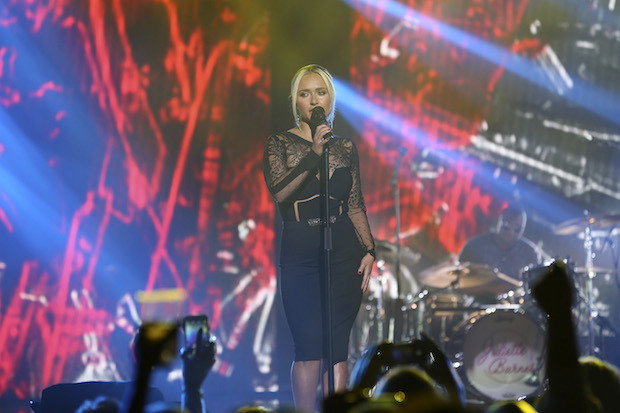 Hayden Panettiere Returns to Nashville