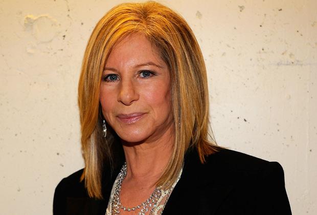 Barbra Streisand Modern Family