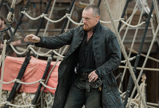 Black Sails Character Guide