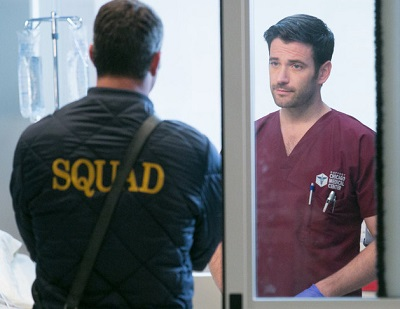 Chicago Fire/Med/PD Crossover
