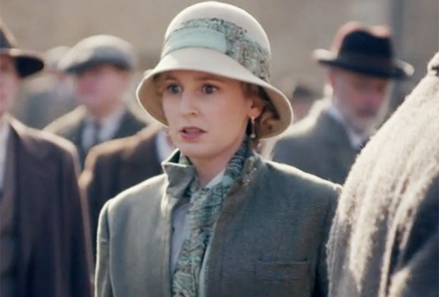 Downton Abbey Marigold Kidnapped
