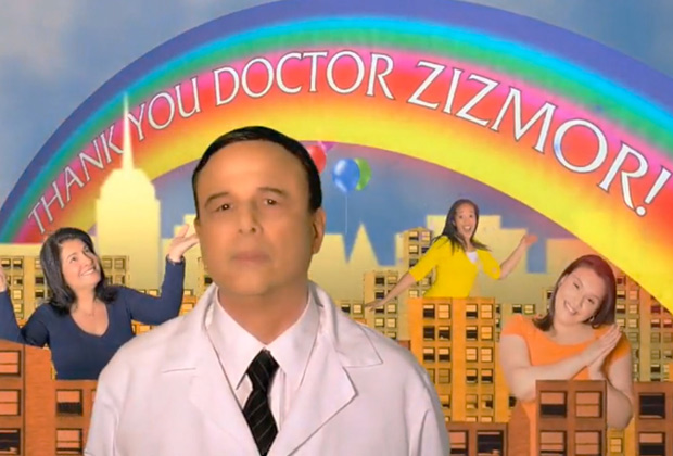 Dr. Zizmor Retires