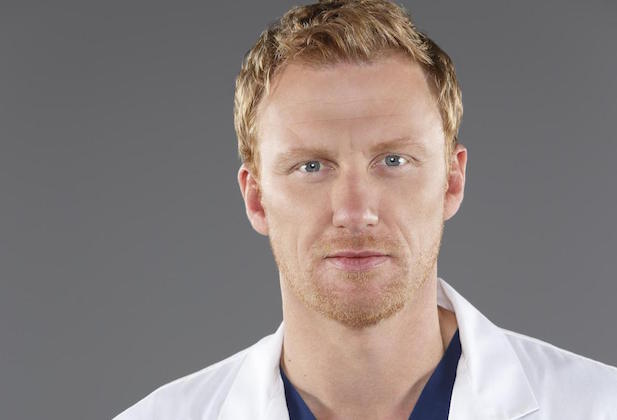 Kevin McKidd's Grey's Anatomy Contract