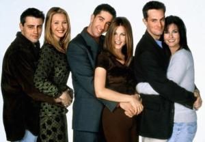 Friends Reunion on NBC