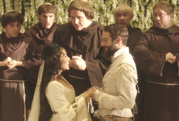 Galavant-finale-wedding